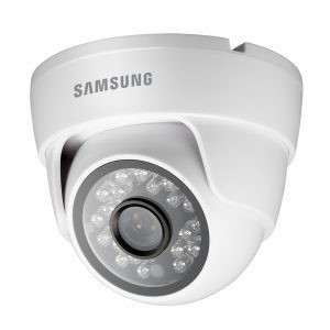 Samsung Indoor IR Dome CCTV Camera
